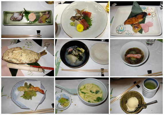Meal Collage