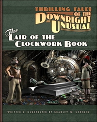 The Lair of the Clockwork Book