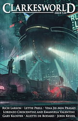 Clarkesworld Magazine Issue 124