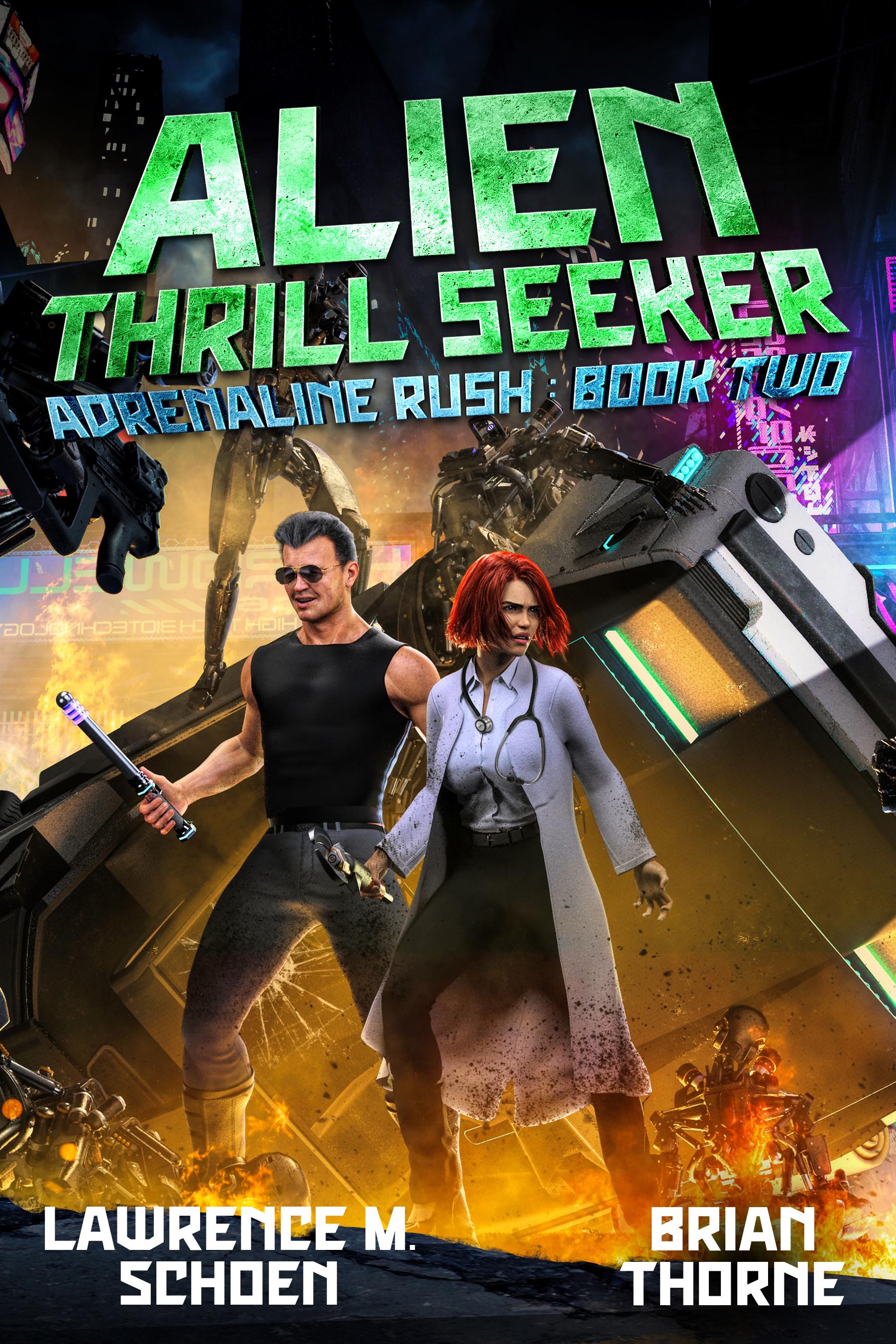 Alien Thrillseeker