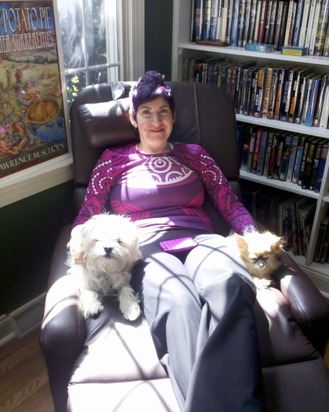 Valerie and Dogs